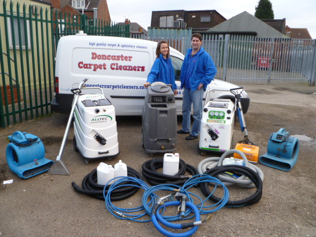 Carpet Cleaning in Mexborough