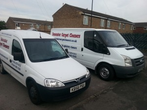 Carpet cleaning Doncaster videos