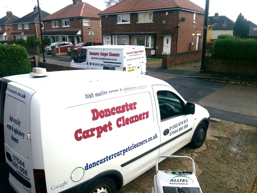 Carpet cleaning Barnby Dun