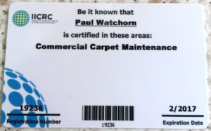 Commercial Carpet Cleaning in Doncaster