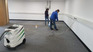 Commercial carpet cleaning service Doncaster