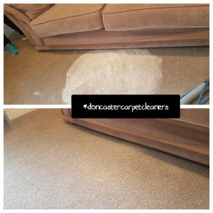 Wet carpet cleaner in Doncaster