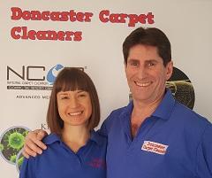 Carpet cleaners in Kirk Sandall