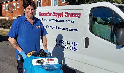 Carpet cleaning service Doncaster Woodlands