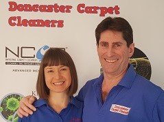 Carpet cleaners in Norton and Campsall